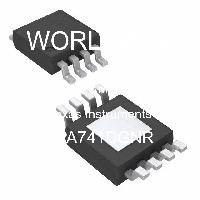 TPA741DGNR - Texas Instruments