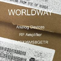 HMC326MS8GETR - Analog Devices Inc - Amplificateur RF