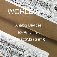 HMC320MS8GETR - Analog Devices Inc - 射频放大器