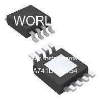 TPA741DGNRG4 - Texas Instruments