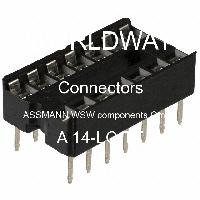 A 14-LC-TT - ASSMANN WSW components GmbH - コネクター