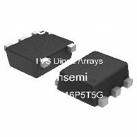 NUP4016P5T5G - ON Semiconductor - Mảng Diode TVS