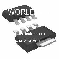 LP3874EMPX-ADJ/NOPB - Texas Instruments