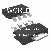 LP3965EMP-ADJ/NOPB - Texas Instruments