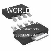 LP3855EMPX-ADJ - Texas Instruments