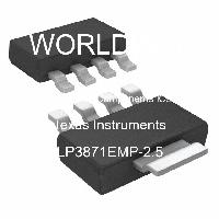 LP3871EMP-2.5 - Texas Instruments