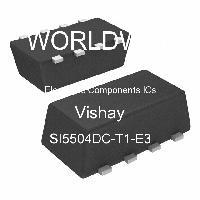 SI5504DC-T1-E3 - Vishay Siliconix - ICs für elektronische Komponenten