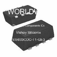 SI5933CDC-T1-GE3 - Vishay Siliconix - ICs für elektronische Komponenten