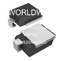 SM8S30AHE3/2D - Vishay Intertechnologies - TVSダイオード-過渡電圧サプレッサ