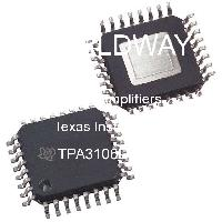 TPA3106D1VFP - Texas Instruments