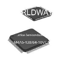 M4A5-128/64-10VC - Lattice Semiconductor Corporation - CPLD - Complex Programmable Logic Devices