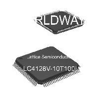 LC4128V-10T100I - Lattice Semiconductor Corporation