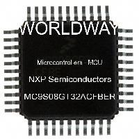 MC9S08GT32ACFBER - NXP Semiconductors - Microcontrollers - MCU