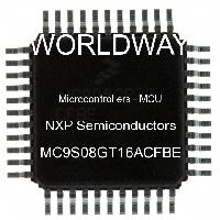 MC9S08GT16ACFBE - NXP Semiconductors