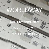 MK20DX128VLL7 - NXP Semiconductors - マイクロコントローラー-MCU