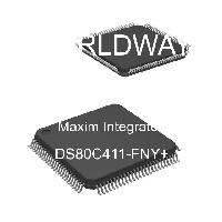DS80C411-FNY+ - Maxim Integrated