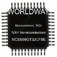 MC9S08GT32CFBE - NXP Semiconductors
