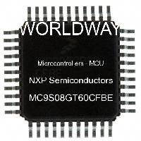 MC9S08GT60CFBE - NXP Semiconductors - Microcontrollers - MCU