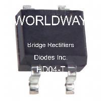 HD04-T - Zetex / Diodes Inc - Bridge Rectifiers
