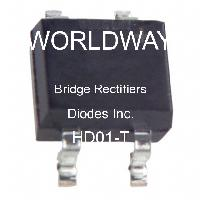 HD01-T - Zetex / Diodes Inc - Bridge Rectifiers