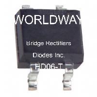 HD06-T - Zetex / Diodes Inc - Ponts redresseurs