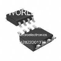 TDA2822D013TR - STMicroelectronics