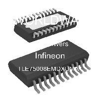 TLE75008EMDXUMA1 - Infineon Technologies AG - 게이트 드라이버