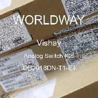 DG2018DN-T1-E4 - Vishay Siliconix - 아날로그 스위치 IC