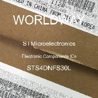 STS4DNFS30L - STMicroelectronics - Electronic Components ICs