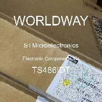 TS486IDT - STMicroelectronics - 전자 부품 IC