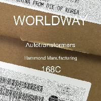 168C - Hammond Manufacturing - Autotransformers