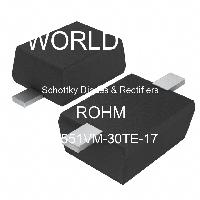 RB551VM-30TE-17 - ROHM Semiconductor - Diodes et redresseurs Schottky