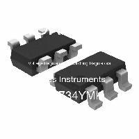 LM2734YMK - Texas Instruments