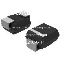 SMAJ24CA-TR - STMicroelectronics