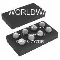 OPA2347YZDR - Texas Instruments