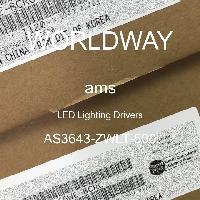 AS3643-ZWLT-500 - ams - LED-Beleuchtungstreiber