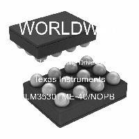 LM3530TME-40/NOPB - Texas Instruments
