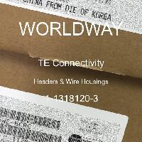 1-1318120-3 - TE Connectivity Ltd - Headers & Wire Housings