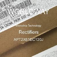 APT2X61DC120J - Microsemi - redresoare