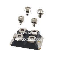 APT2X60DC60J - Microsemi - Redresseurs