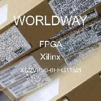 XC2VP50-6FFG1152I - Xilinx Inc. - FPGA(Field-Programmable Gate Array)
