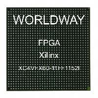 XC4VFX60-11FF1152I - Xilinx - FPGA(Field-Programmable Gate Array)