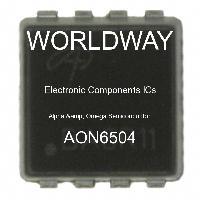 AON6504 - Alpha & Omega Semiconductor - Composants électroniques