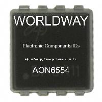 AON6554 - Alpha & Omega Semiconductor - Electronic Components ICs