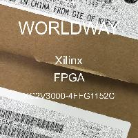 XC2V3000-4FFG1152C - Xilinx - FPGA(Field-Programmable Gate Array)