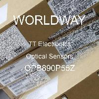 OPB890P55Z - TT Electronics - Sensores Óticos