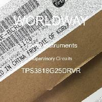 TPS3818G25DRVR - Texas Instruments - 감시 회로