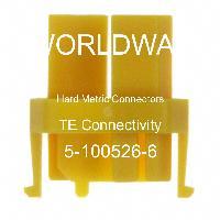 5-100526-6 - TE Connectivity Ltd - Hard Metric Connectors