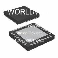 AD8332ACPZ-RL - Analog Devices Inc