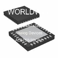 AD5750-2BCPZ - Analog Devices Inc - Instrumentation Amplifiers